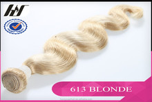 Strict QC 7A Peruvian Hair Blonde Weave