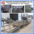 Full automatic food pasteurization line