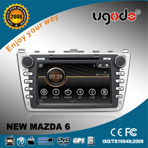 ugode car audio prices for Mazda 6