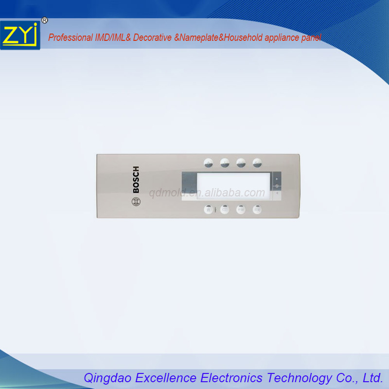 OEM China touch screen control switch for household <strong>appliances</strong>