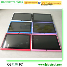 Colorful China Cheapest Android 4.4 Touch Screen Tablet PC 7 Inch H733