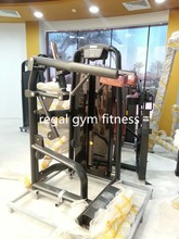 High quality California Gym Equipment Standing Calf / Fitness Equipment Sale