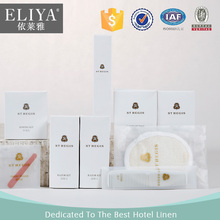Disposable personalized hotel size toiletries set manufacturers,hotel bathroom toiletries list wholesale,hotel toiletry kit