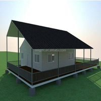 prefab house /prefabricated portable house without foundation /portable modular homes