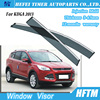 For Ford 2013 Thickness 3-4.5mm car visor japan car accessories Window visor