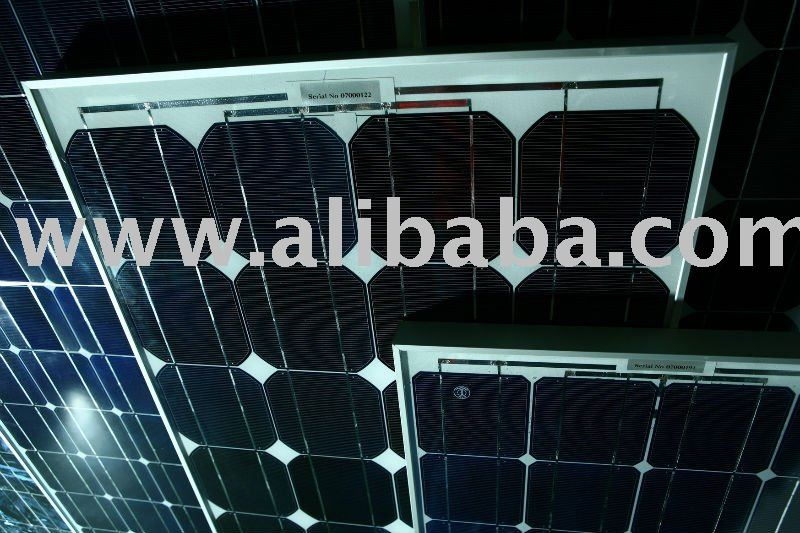 Solar modules, panels, mono-crystalline silicone cells, solar systems