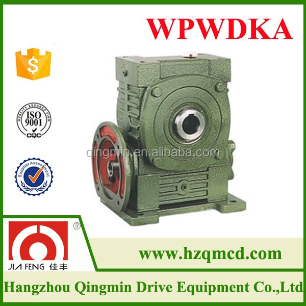 Made in China Motorcycle Reducer worm Gearbox