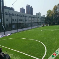 AVG Selling Football Stadiums With Artificial Turf Synthetic Grass For Chicago