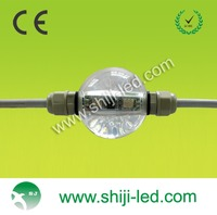 5050 RGB led module with diffuser dome-DMX512 IP66 PIXEL 3d glass ball