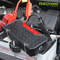 Multifunction 12v car mini jump starter power bank with air compressor