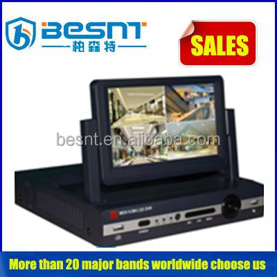 "Best selling products hd portable dvr with 7 ""tft lcd screen BS-P04H"