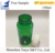 150cc green pill bottle plastic medicine bottle with child proof cap