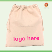 high quality wholesale organic cotton string shopping bags