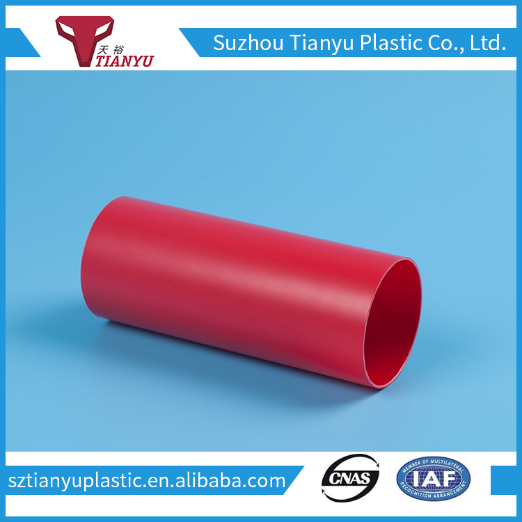 Lowest Price Plastic Tube Diameter 60mm
