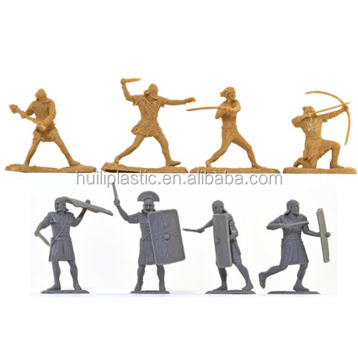 Custom miniature figures,Plastic miniature figures model,plastic 28mm miniature figures for model