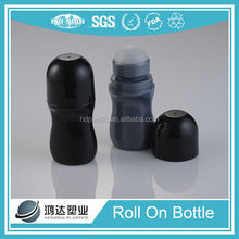 Cheap empty plastic body shape perfume for bottles wholesale