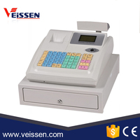cash register machine for store cash register with cash box