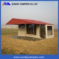 Top-rated in China with best quality lightweight cheap camping trailer sale