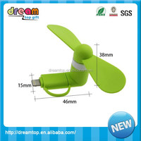 5v android fan ,7cl029, flexible usb fan for android phone
