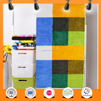 Wholesale New Style Fashion Printed Custom Beach Towel, Beach Towel fabric, Square Beach Towel