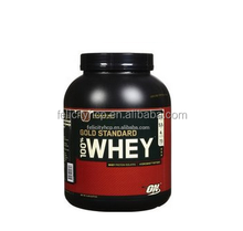 Customize 100% Gold Standard Whey Protein powder for building muscle by Approved FDA