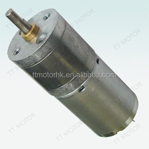 GM25-370CA gear motor for the grill