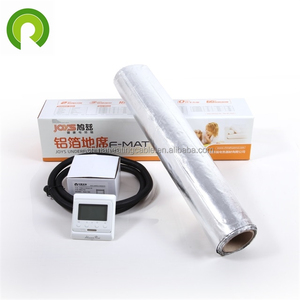 Home Heating System Underfloor Heating Foil Mat