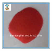 Colorful hourglass sand for silica sand