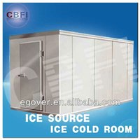 walk in cold storage for fish and chicken