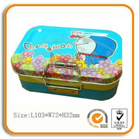 Doraemon samll tin box
