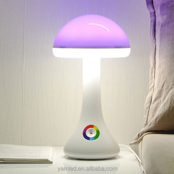 New Creation ! Magnetic Levitating bed side table lamp Energy Saving