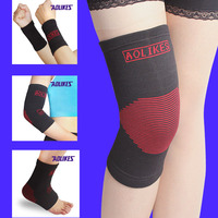 Customized nylon knitting wrist support elbow brace knee protector ankle guard