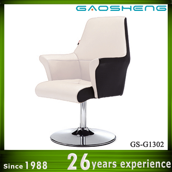 2014 new design executive chair office chairs without wheels GS-G1302 for office furniture