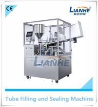 Tube Filler Sealer Ointment Paste Tube Filling Sealing Machine Toothpaste