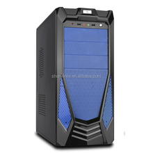 shinning slim atx full tower gaming pc case 6860