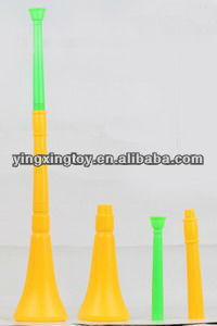 new plastic small toy trumpets for kids