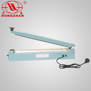 Hand sealer with Roller folding Film folded bag for Packing Bags Seal and Cut