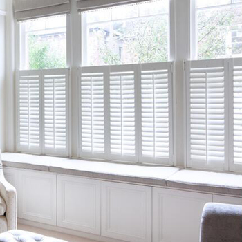 Vinyl Shutters Treatments Plastic Window Blind