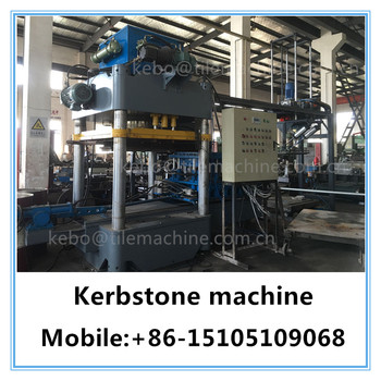 kerbstone machine