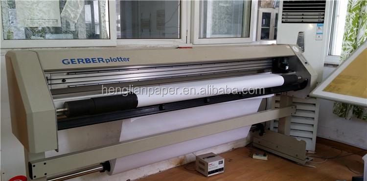 Inkjet/Pen Plotter Cutting paper for cutting room