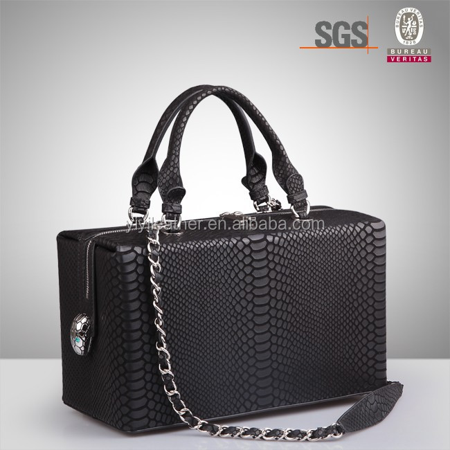 3348 python raw snake skin handbag, designer bag, snake costume for women