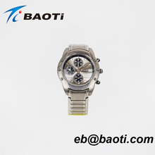 2017 latest design titanium popular men top 10 wrist watch brands with japanese movement
