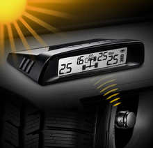 multi color monitorexternal tpms with solar