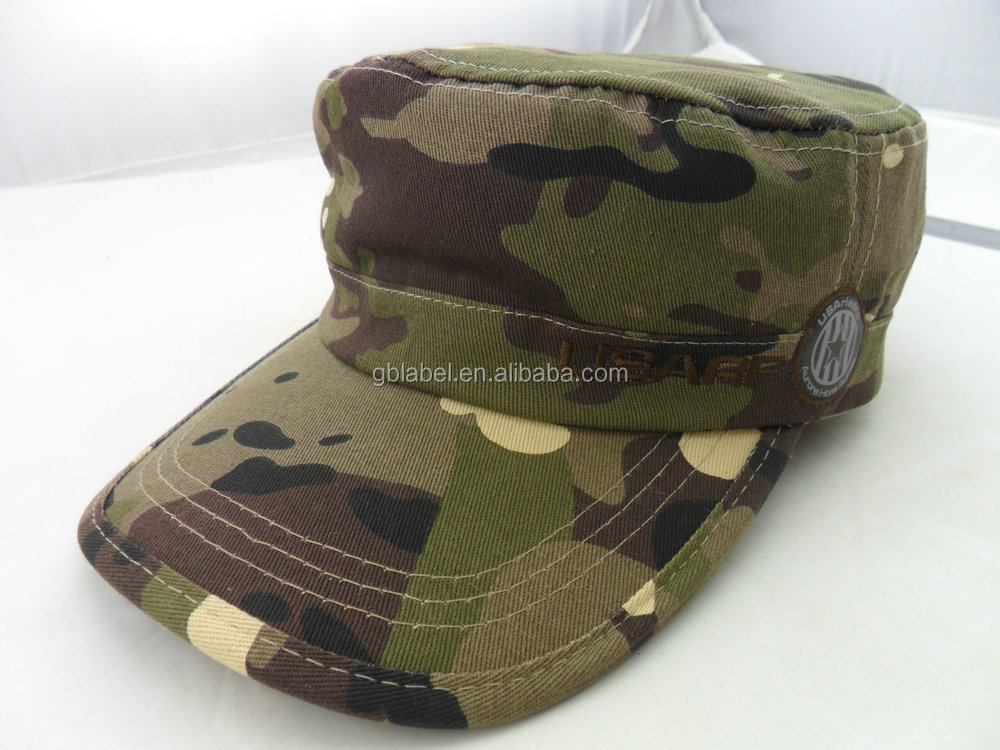 custom different types of caps military hat