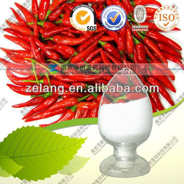pure Capsaicin oil /Capsaicin powder