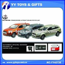 1:32 4channel Alloy model car Audi Q7