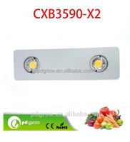 200W LED grow light for orchid growth