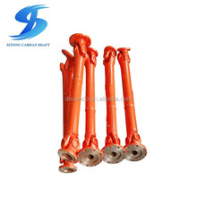 Hot sale power take off pto shaft with splines