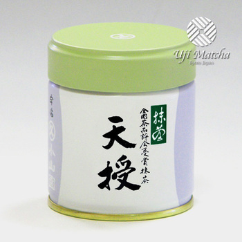 Marukyu Koyamaen TENJYU 40g tin Kyoto Uji Matcha Japan's top-grade brand matcha for tea ceremonies