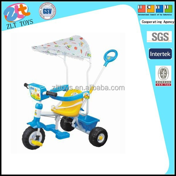 New Fashion children bike baby tricycle of 3 wheel bicycle with ICTI